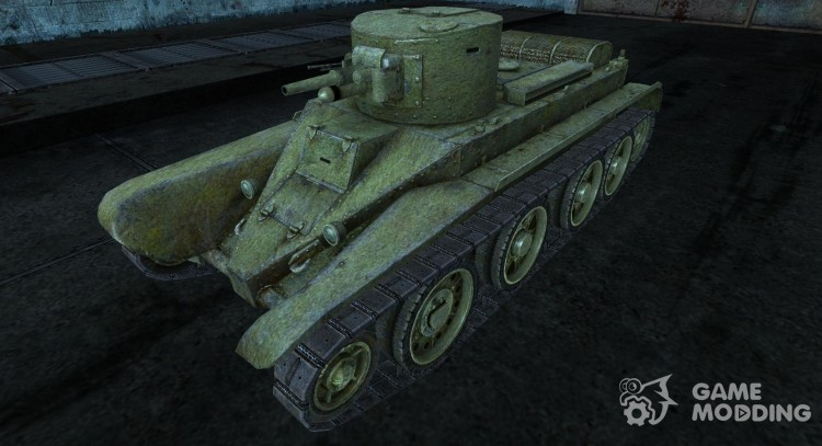 BT-2 Drongo for World Of Tanks