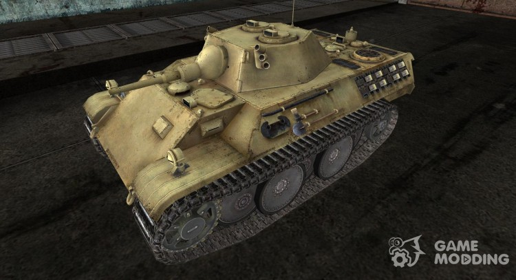 VK1602 Leopard Skin for no. 51 for World Of Tanks