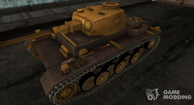 Шкурка для VK3001 (H) для World Of Tanks