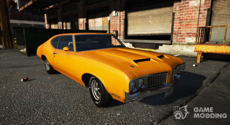 Oldsmobile 442 1970 for GTA 5