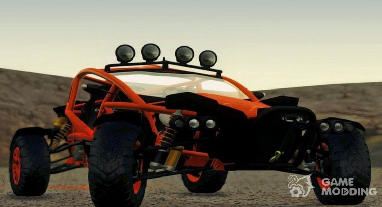 2016 Ariel Nomad for GTA San Andreas