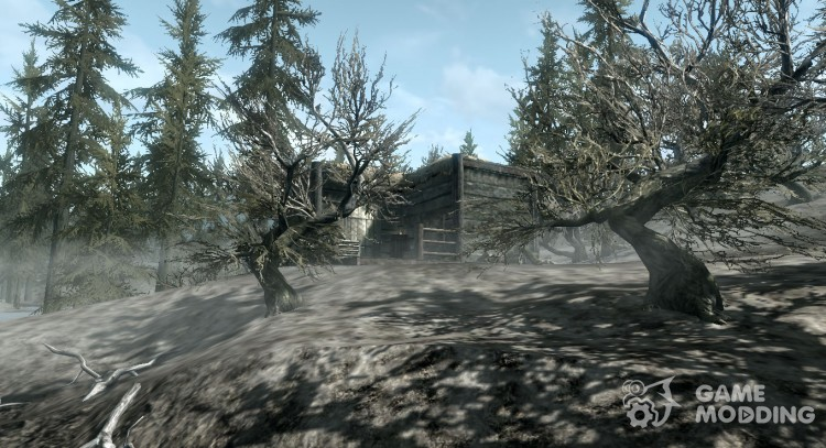 Killer asylum for TES V: Skyrim