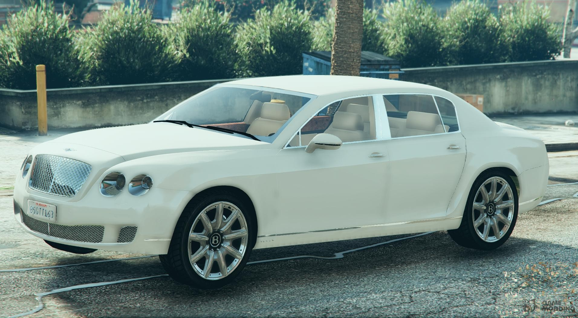 bentley exterior flying spur continental vin