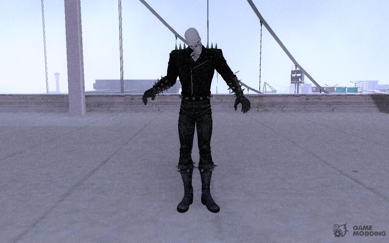 Ghost Rider MVC3 for GTA San Andreas