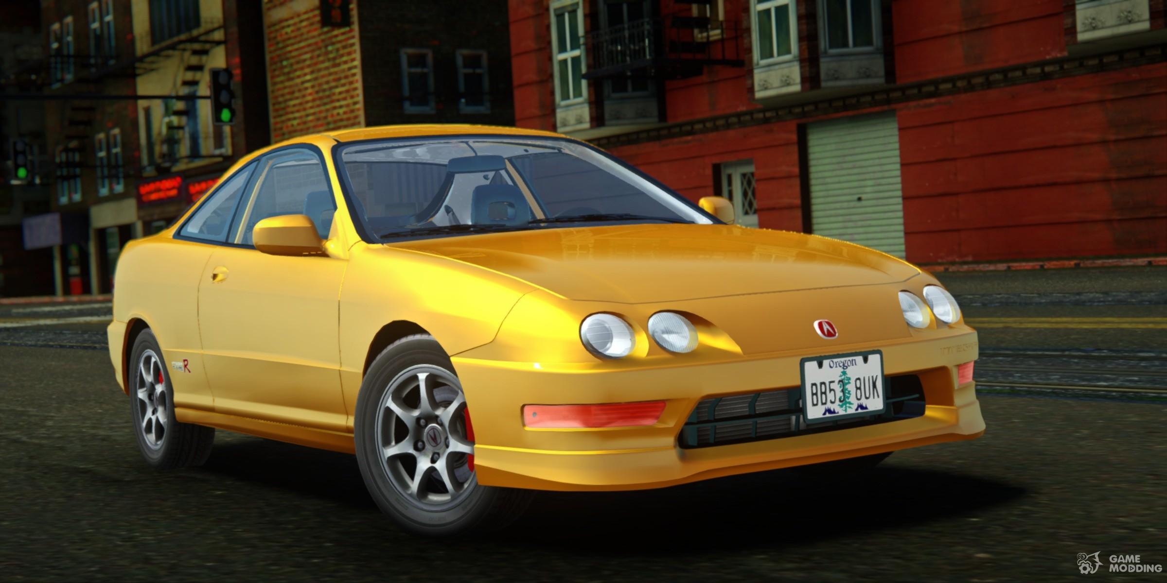 2001 Acura Integra Type R Dc2 Usdm For Gta San Andreas
