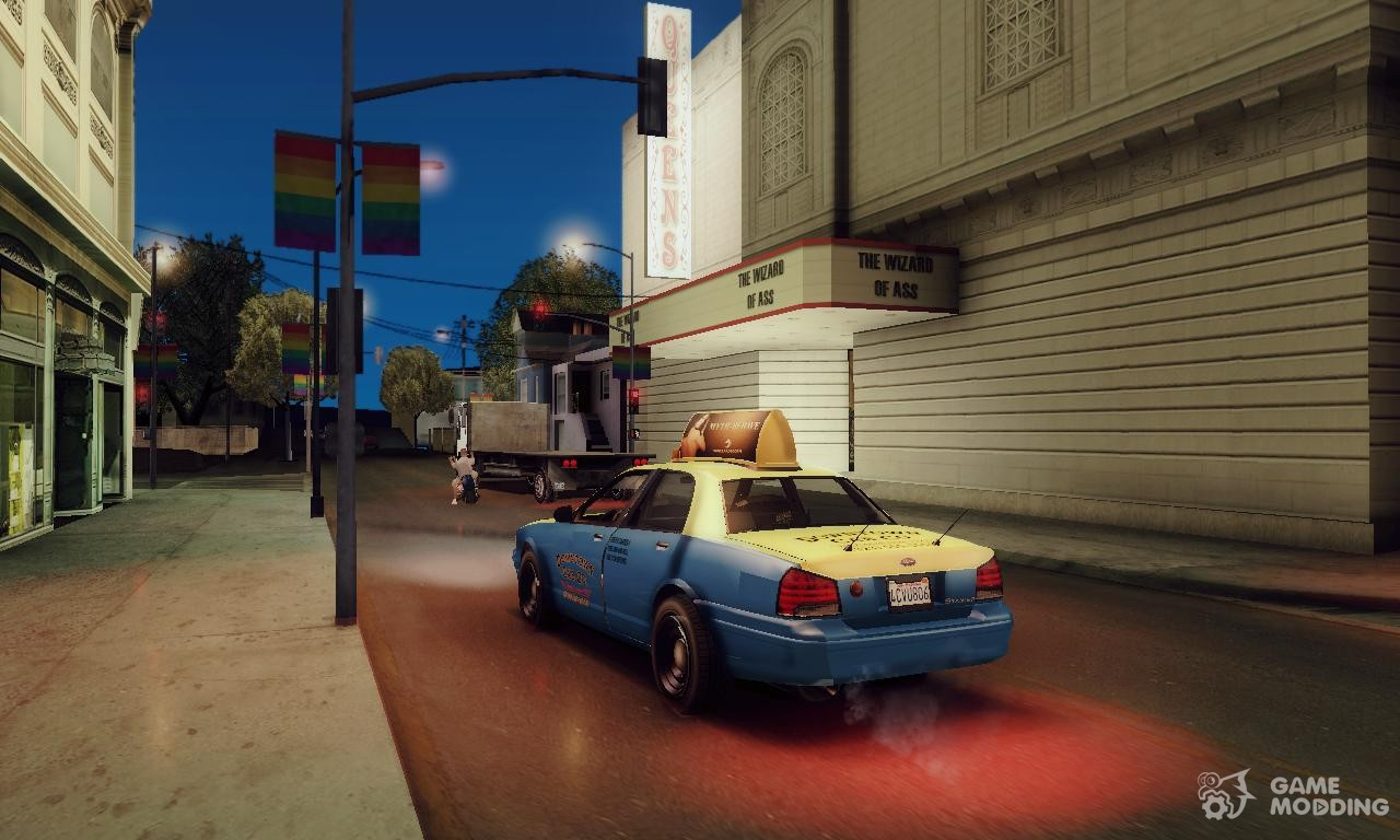 Gta sa android mod graphics | Gta San Andreas Ultra Enb