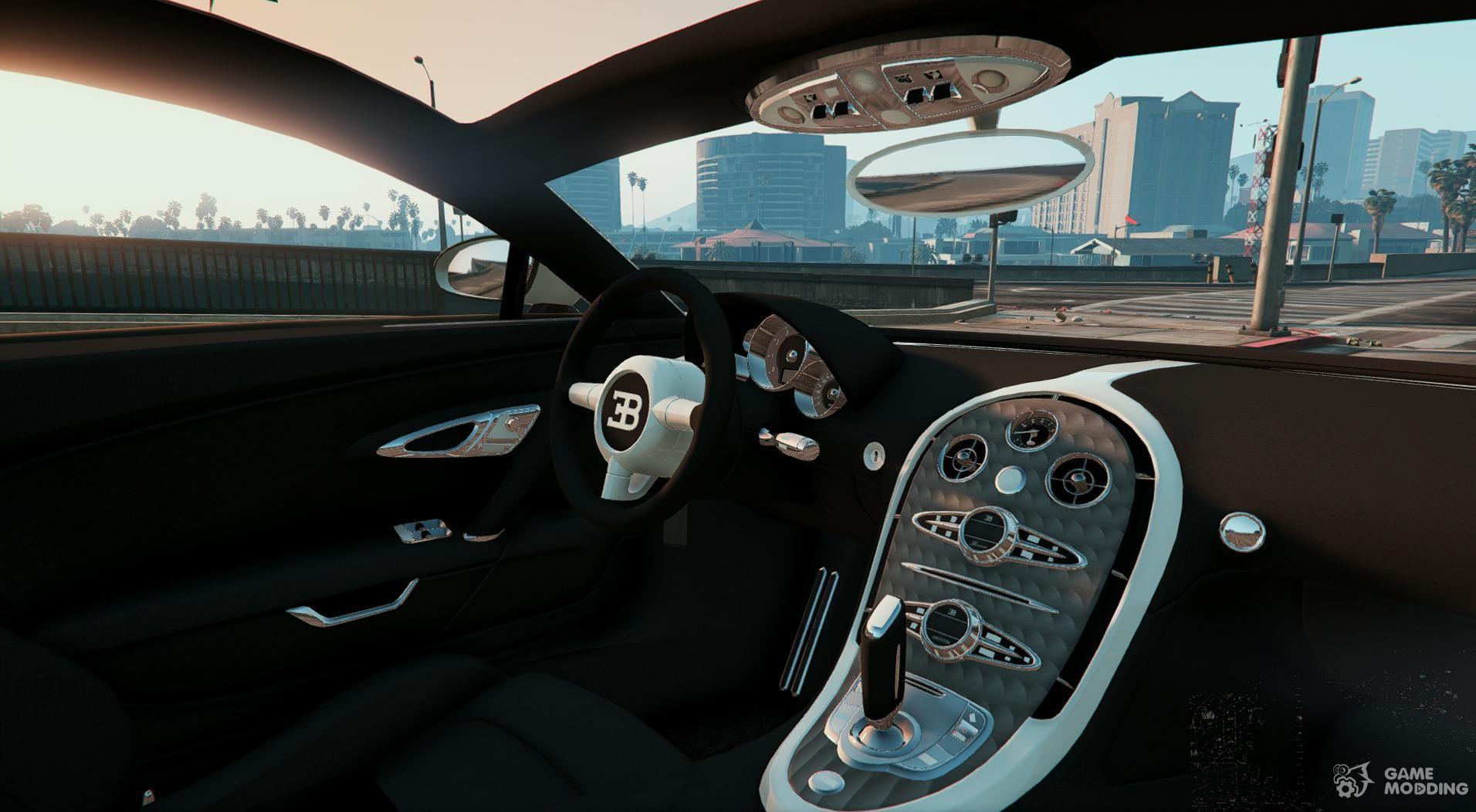 bugatti veyron police for gta 5. Black Bedroom Furniture Sets. Home Design Ideas