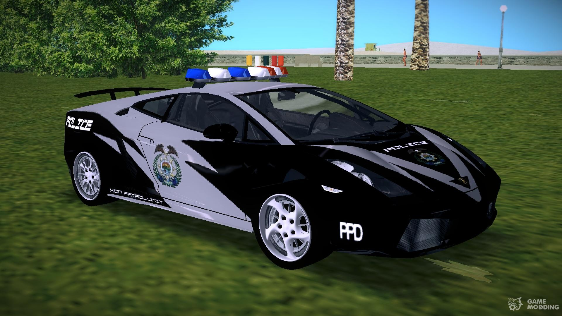 police car for gta vice city. Black Bedroom Furniture Sets. Home Design Ideas