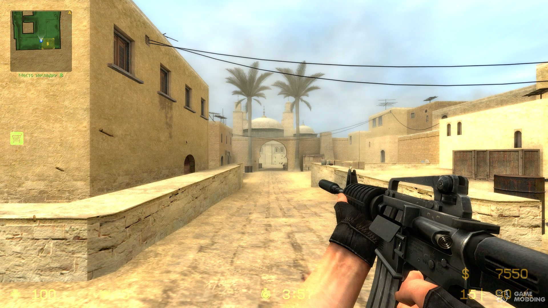 The weapon sounds from Left 4 Dead 2 for Counter-Strike Source