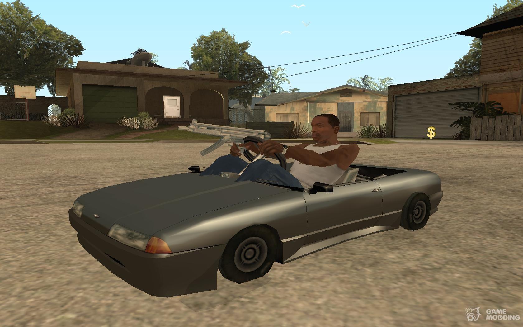 Моды в GTA San Andreas