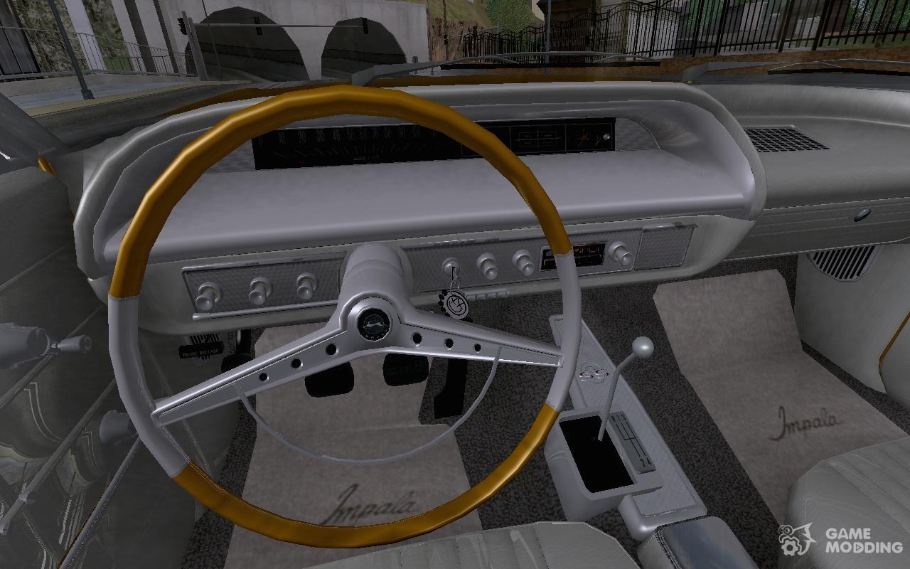 Chevrolet impala 4 door hardtop 1963 for gta san andreas - Chevrolet Impala 4 Door Hardtop 1963 Gta San Andreas