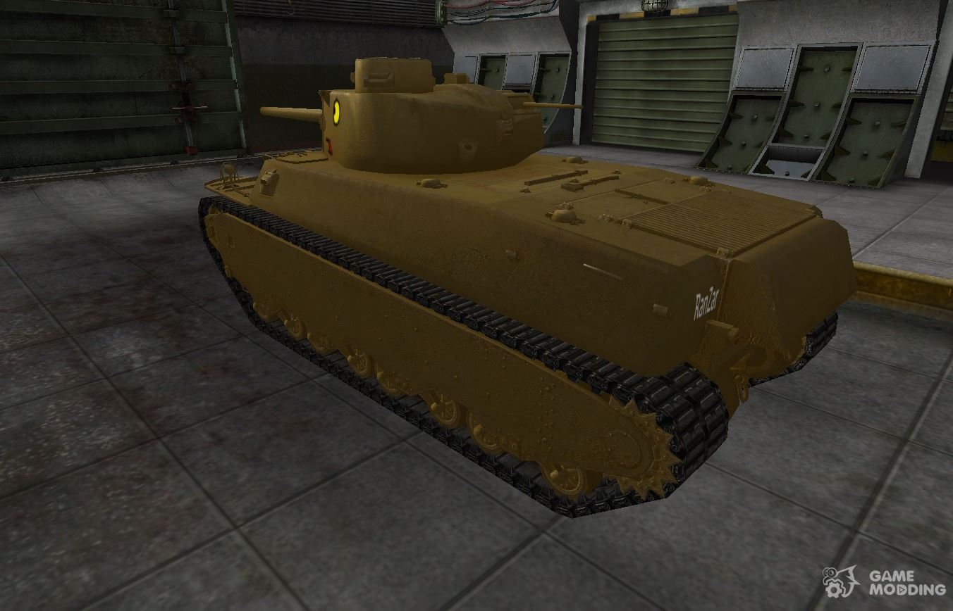 world of tanks cartoon mod