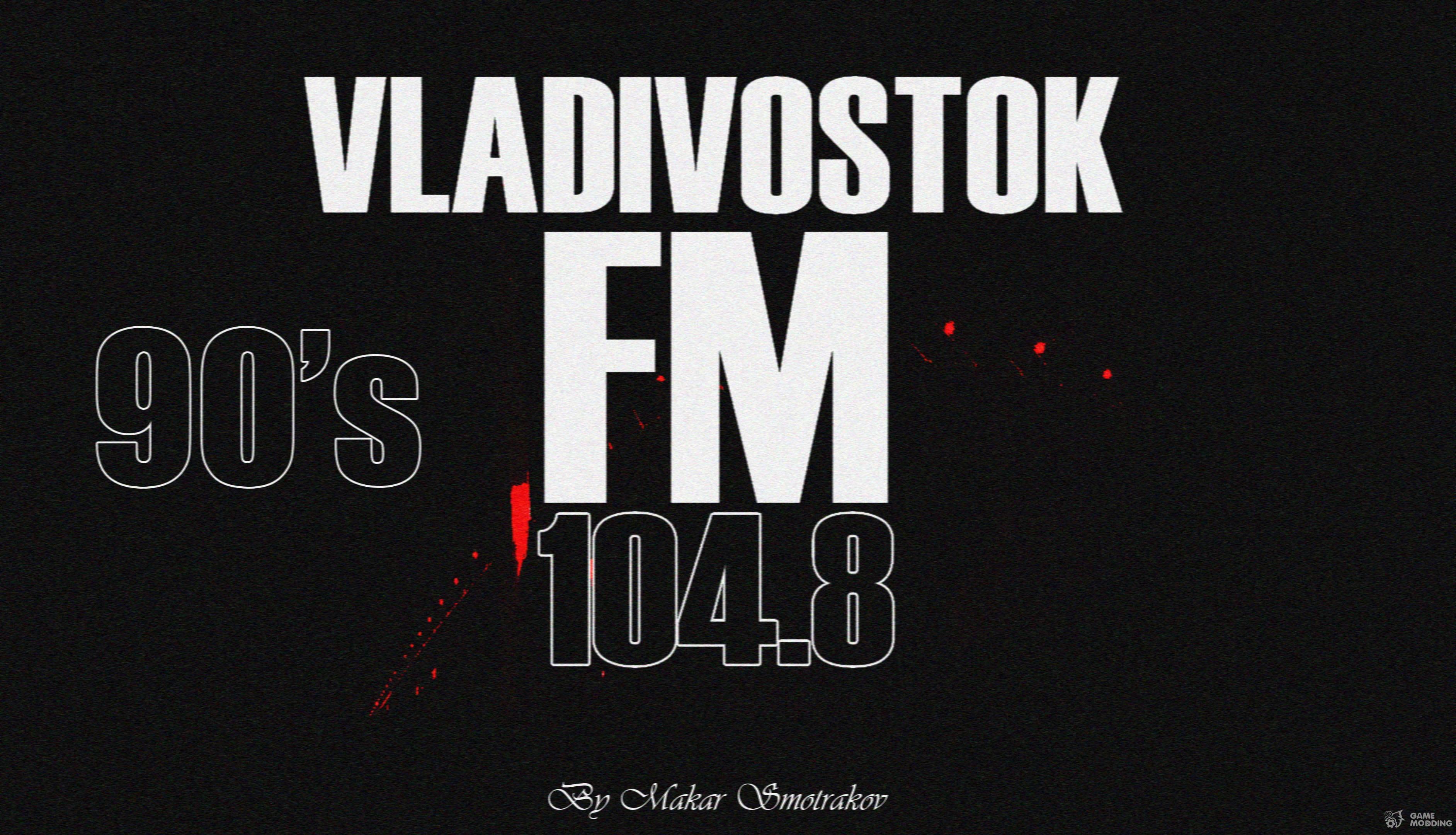 90's Vladivostok FM for GTA San Andreas