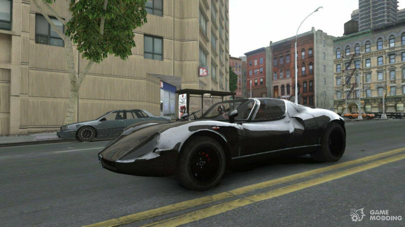 NLG ENB Remastered for GTA 4