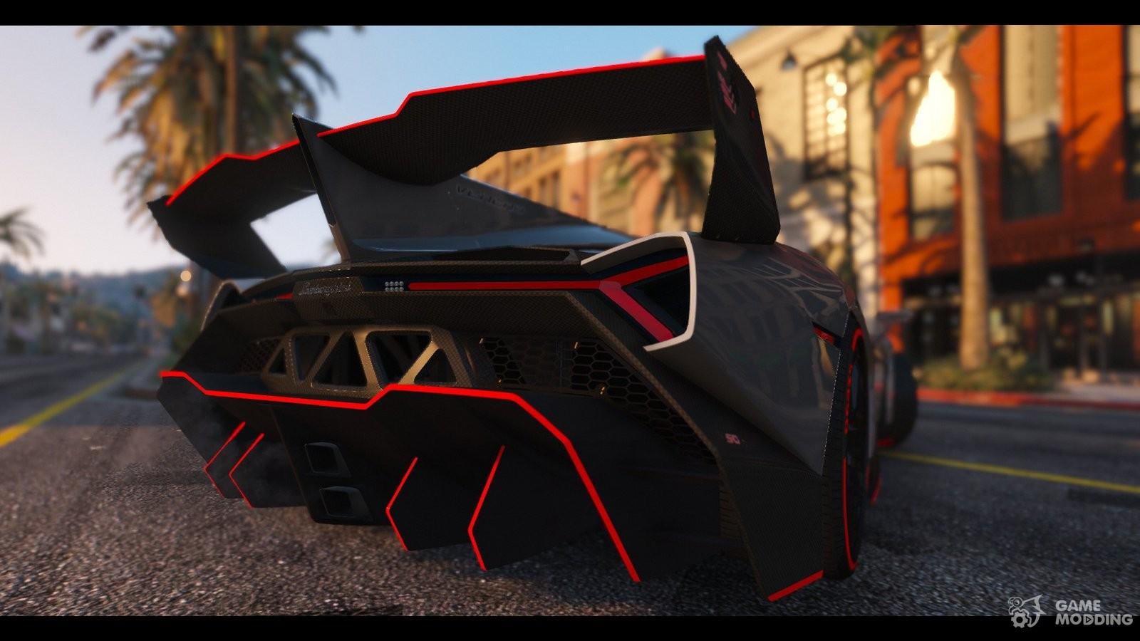 Supercars Gallery Gta Pegassi Zentorno Lamborghini Veneno