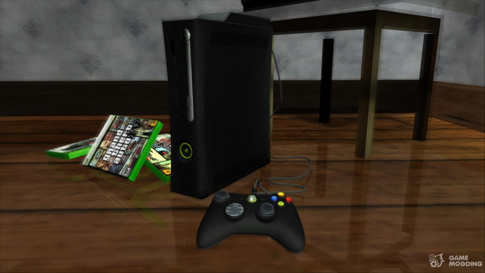 how to get mods on xbox 360