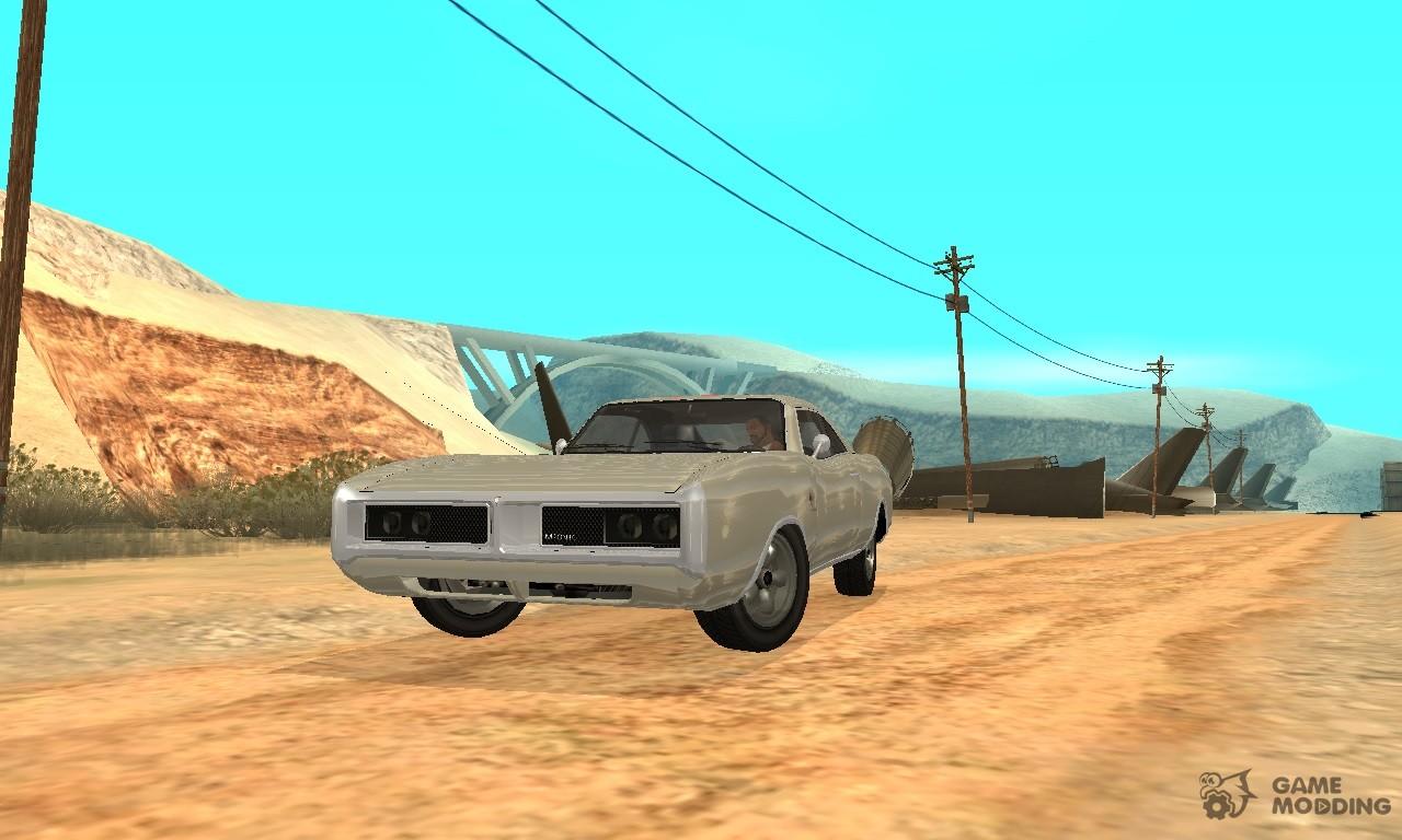 Imponte Dukes GTA V For San Andreas