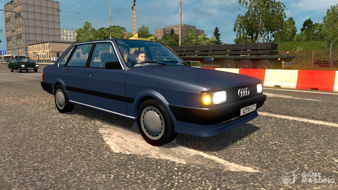 Classic Cars In The Traffic 12 For Euro Truck Simulator 2