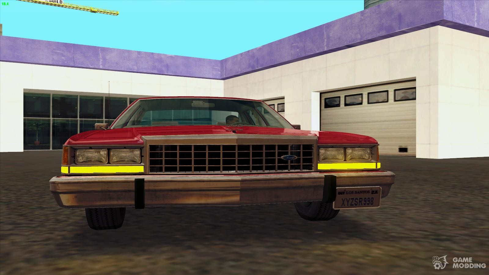 1987 Ford Crown Victoria For Gta San Andreas 1970
