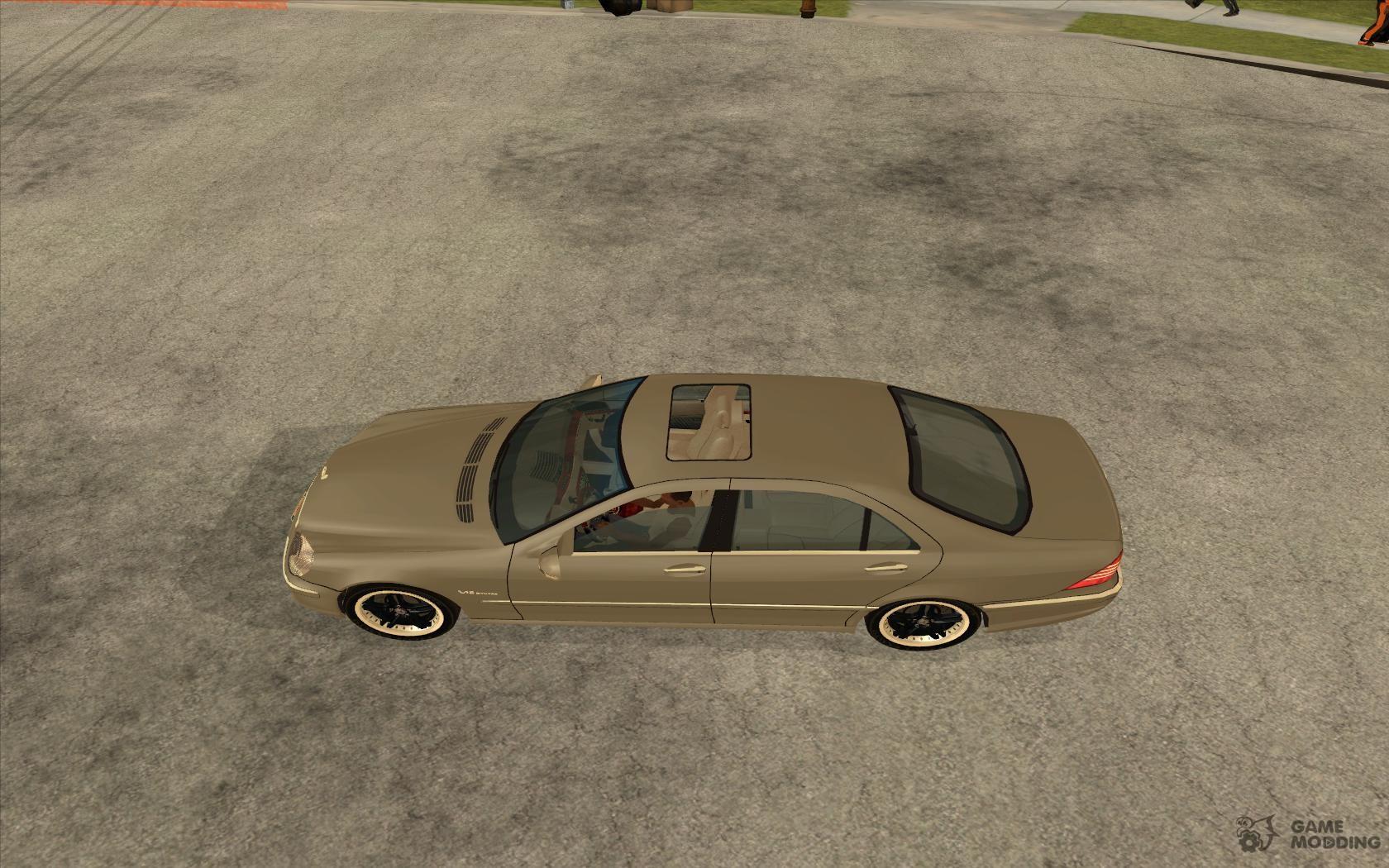 Mercedes Benz Amg S65 Dub For Gta San Andreas | Auto ... - photo#23