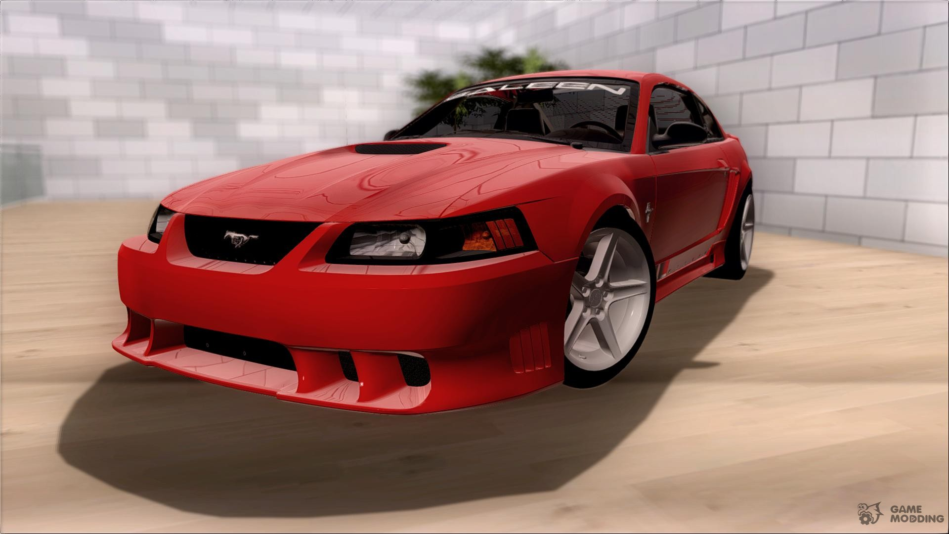 ford mustang saleen s281 for gta san andreas. Black Bedroom Furniture Sets. Home Design Ideas