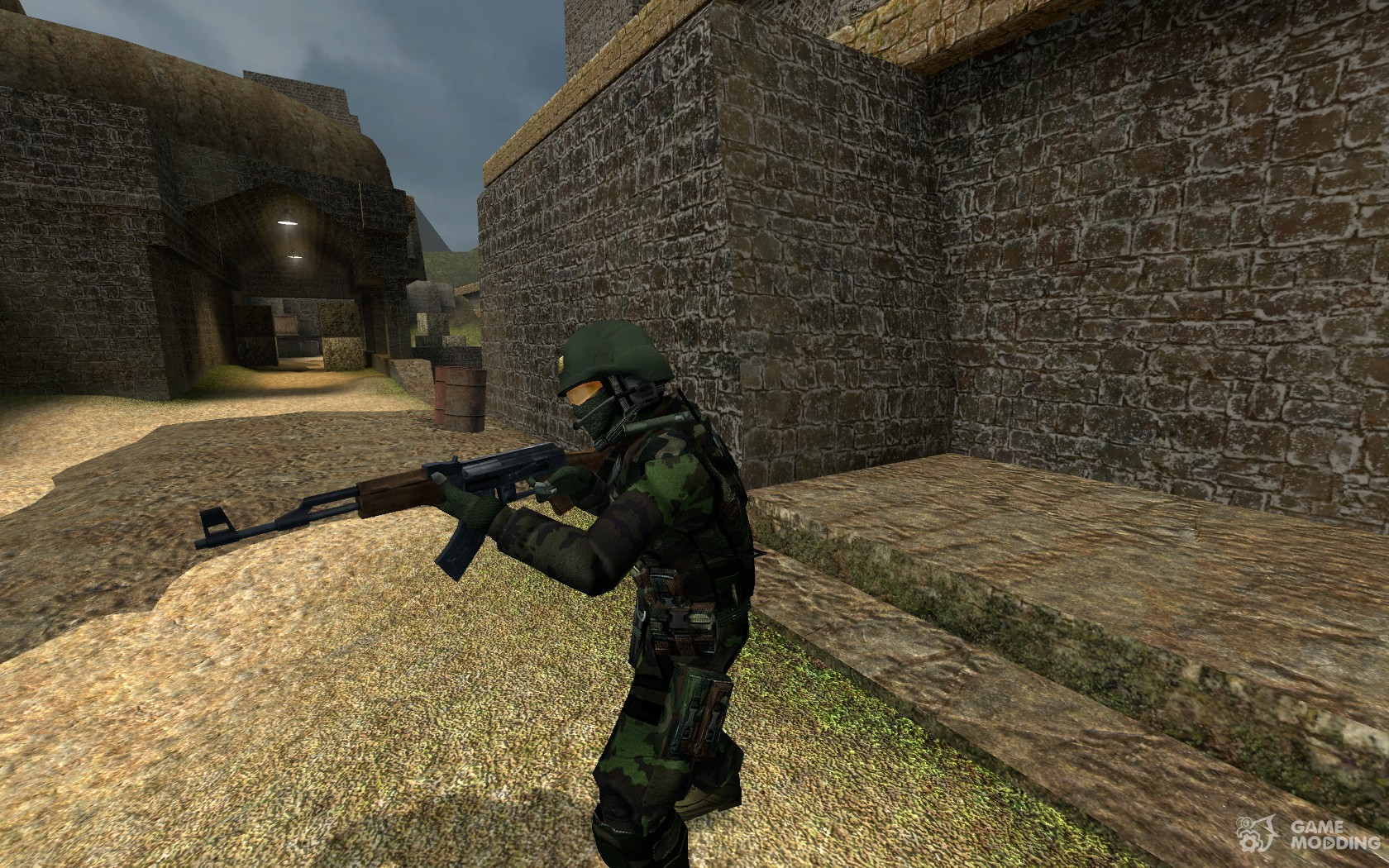 Czech Army Urban For Counter Strike Source