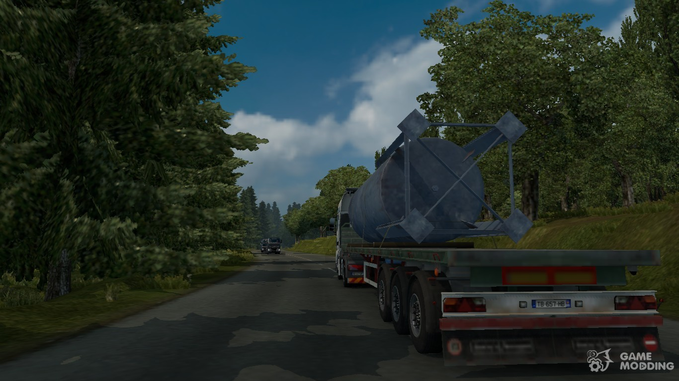 panjelajers indo map v 13 for euro truck simulator 2
