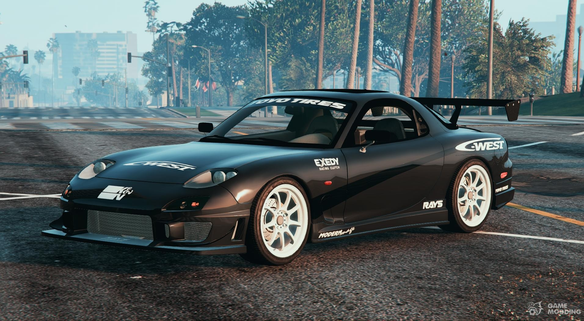 Mazda RX7 C-West for GTA 5