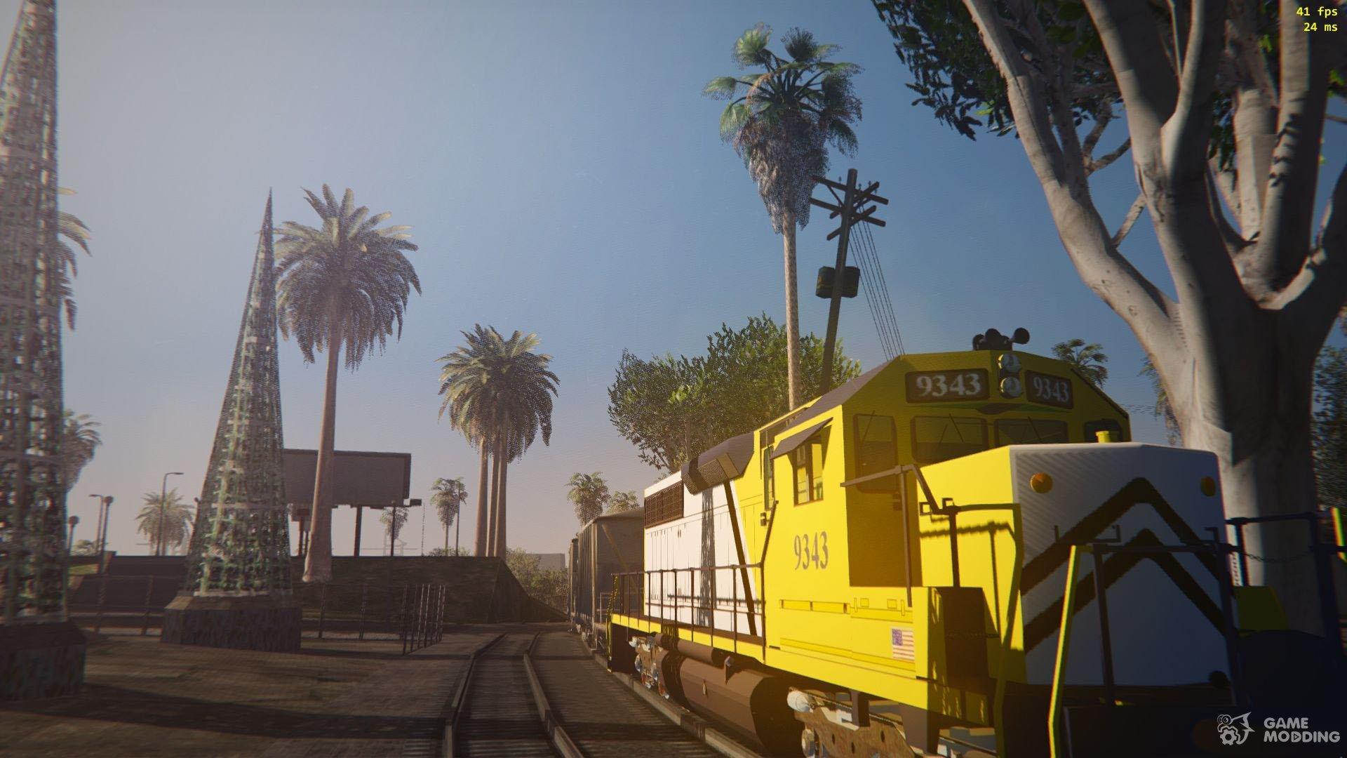 PureRender V1 0 (RenderHook Preset) for GTA San Andreas