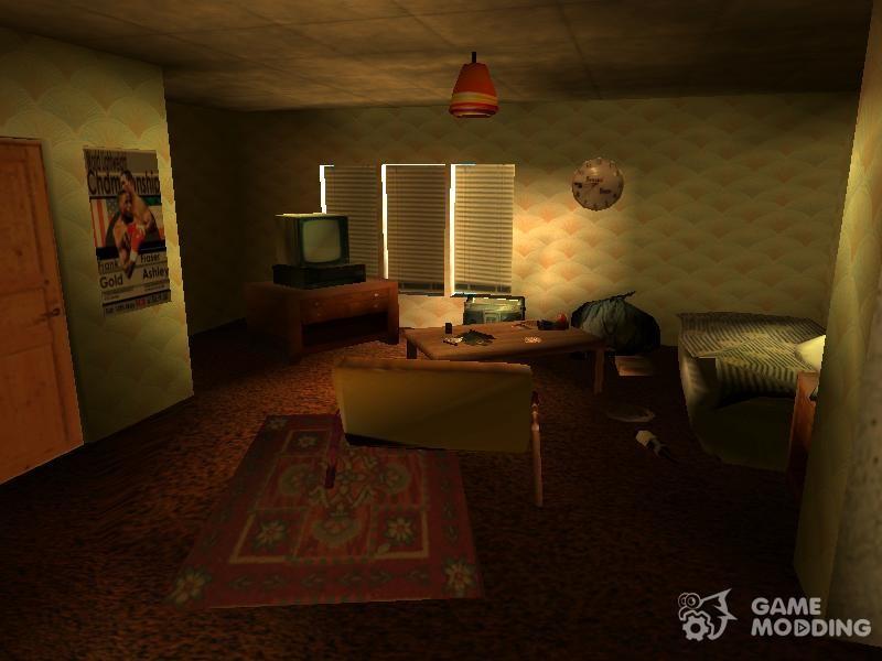 B Dup S Apartament For Gta San Andreas