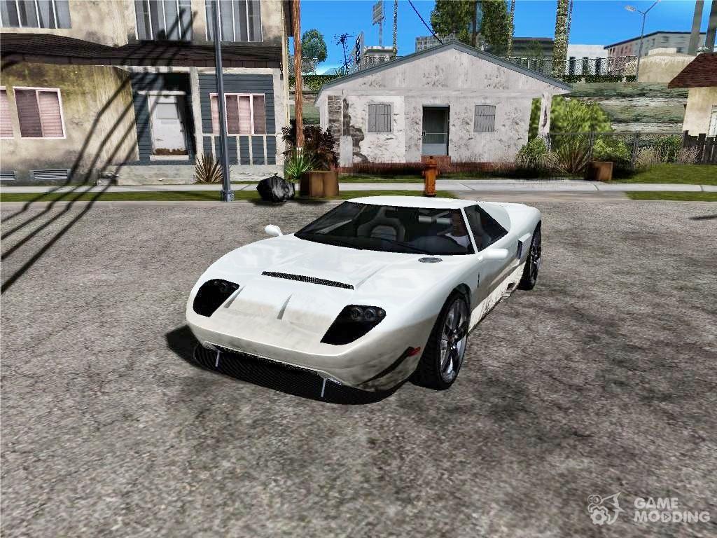 GTA 5 Cars Pack for GTA San Andreas