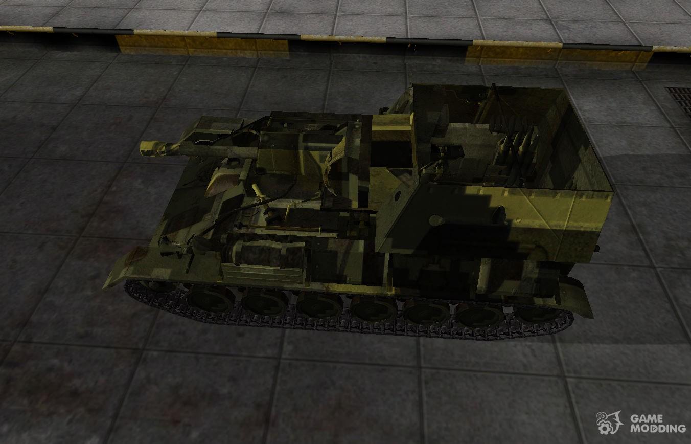 Su-85b dohazování