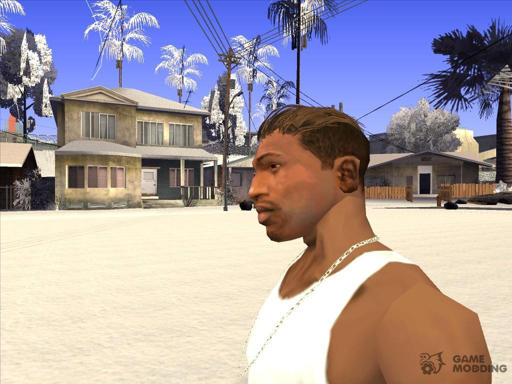 Online Hair Style: GTA V Online Hair Style For GTA San Andreas