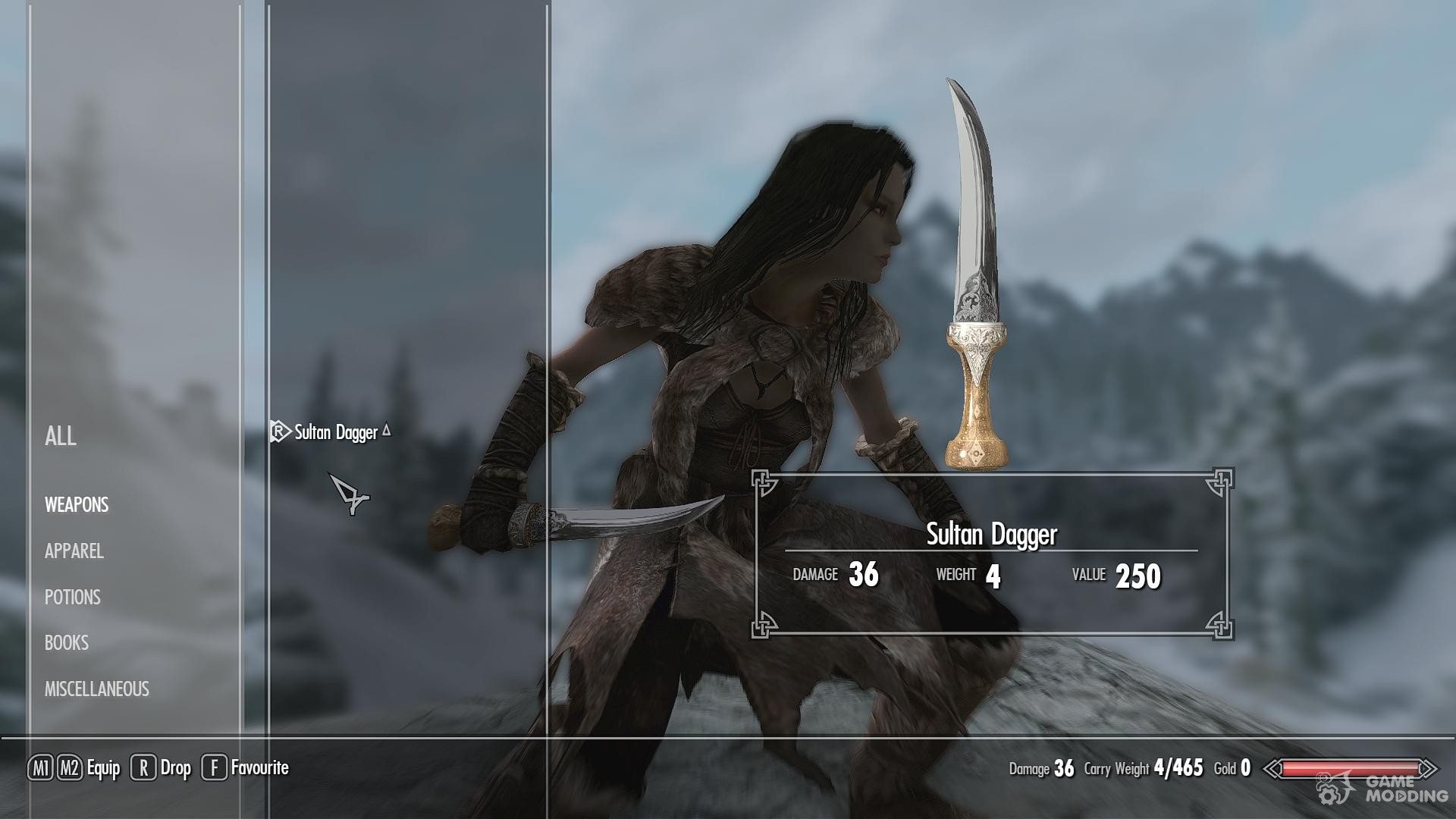 The daggers of skyrim marriage
