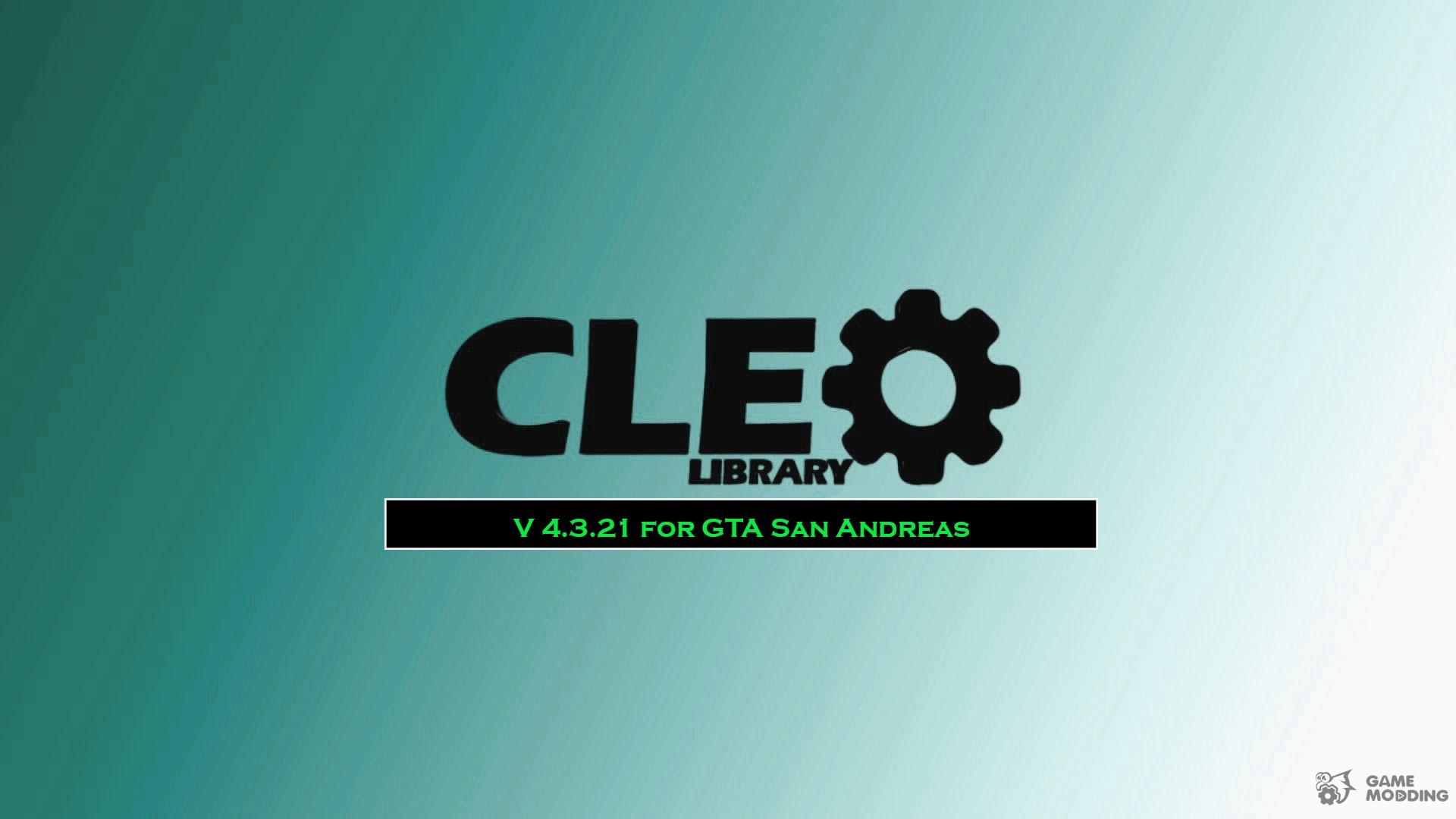 Скачать файл cleo asi для gta sa