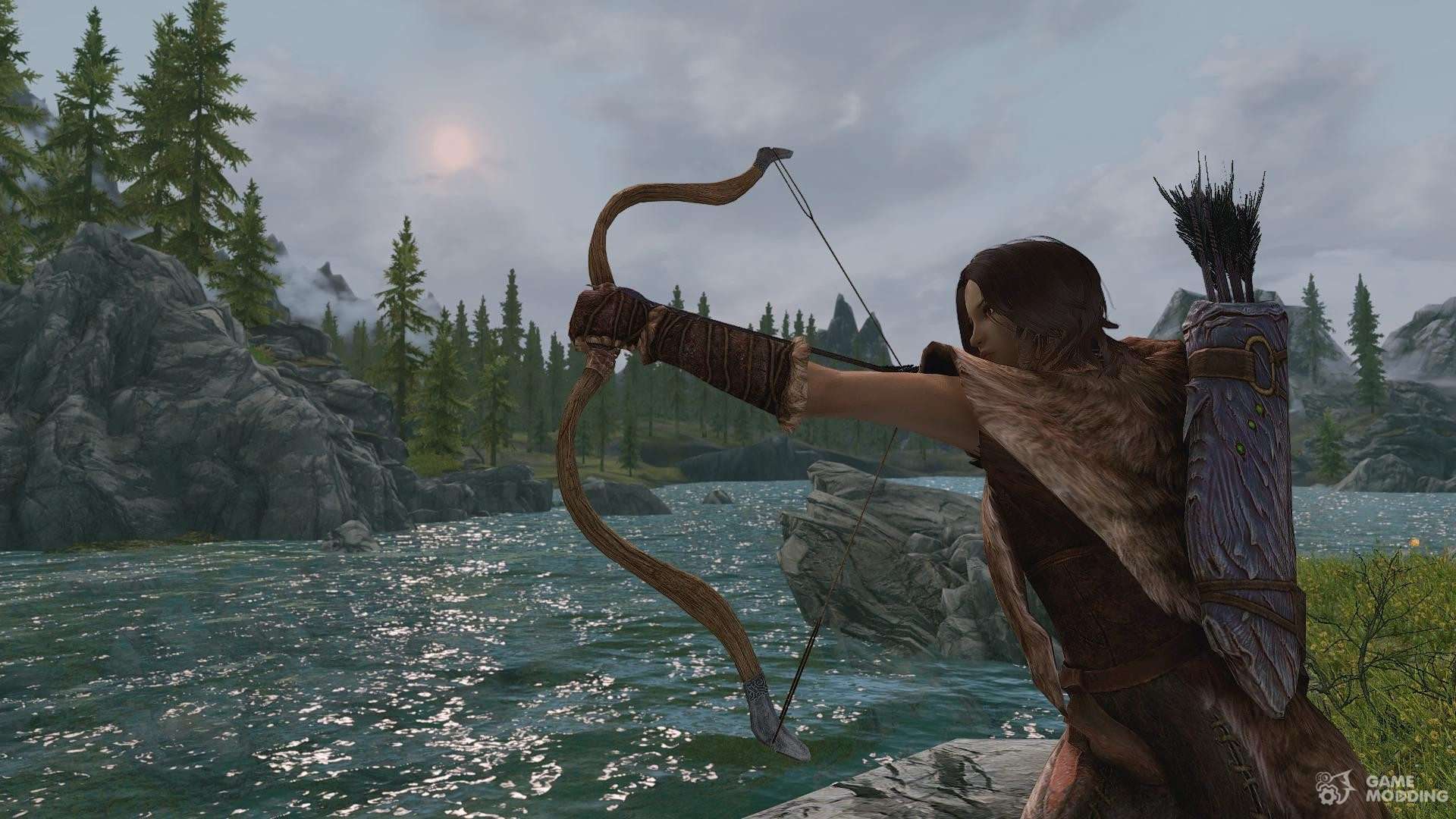 Hunting Bows Throughout The Game For Tes V Skyrim