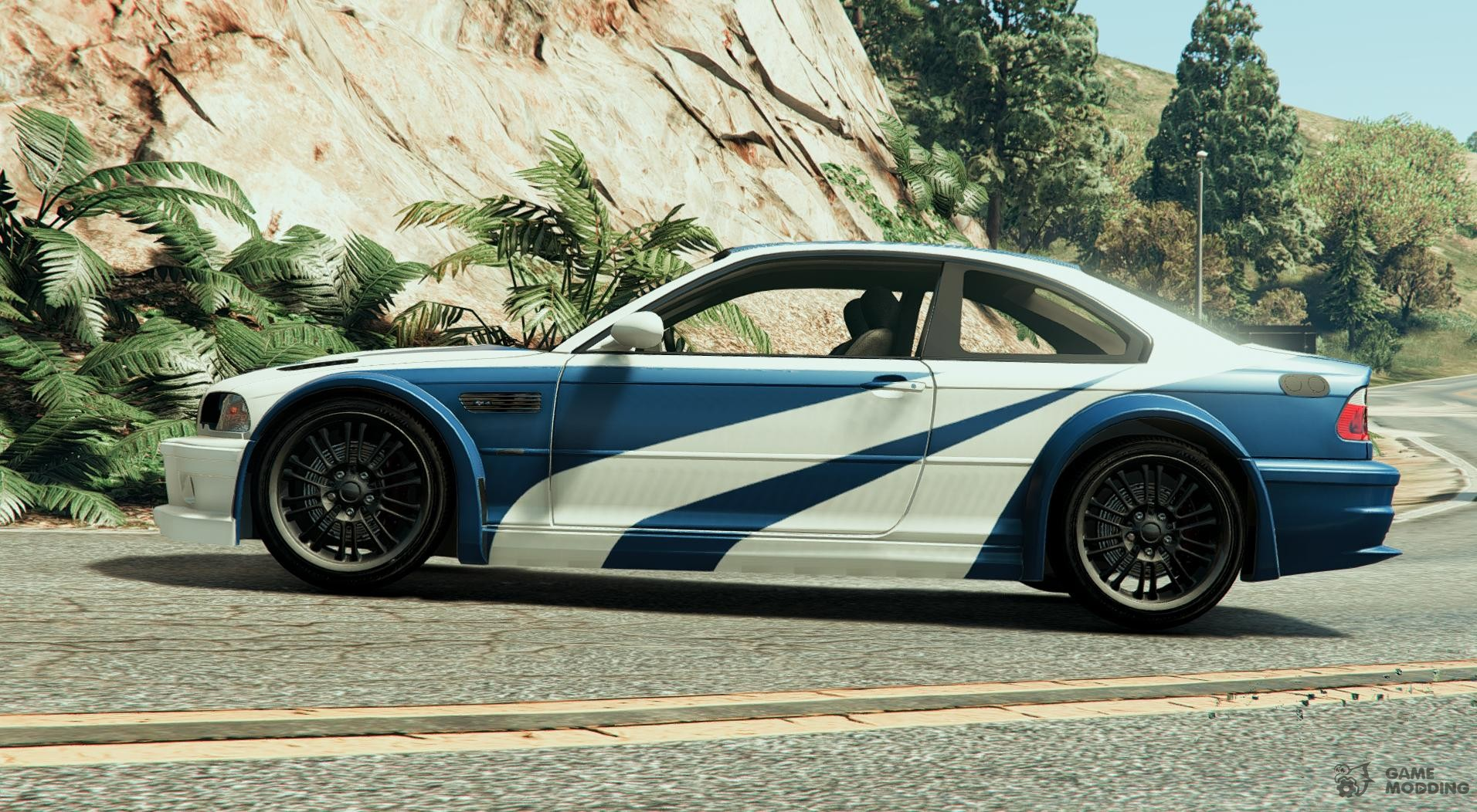 bmw m3 gtr e46 most wanted 1 3 for gta 5. Black Bedroom Furniture Sets. Home Design Ideas