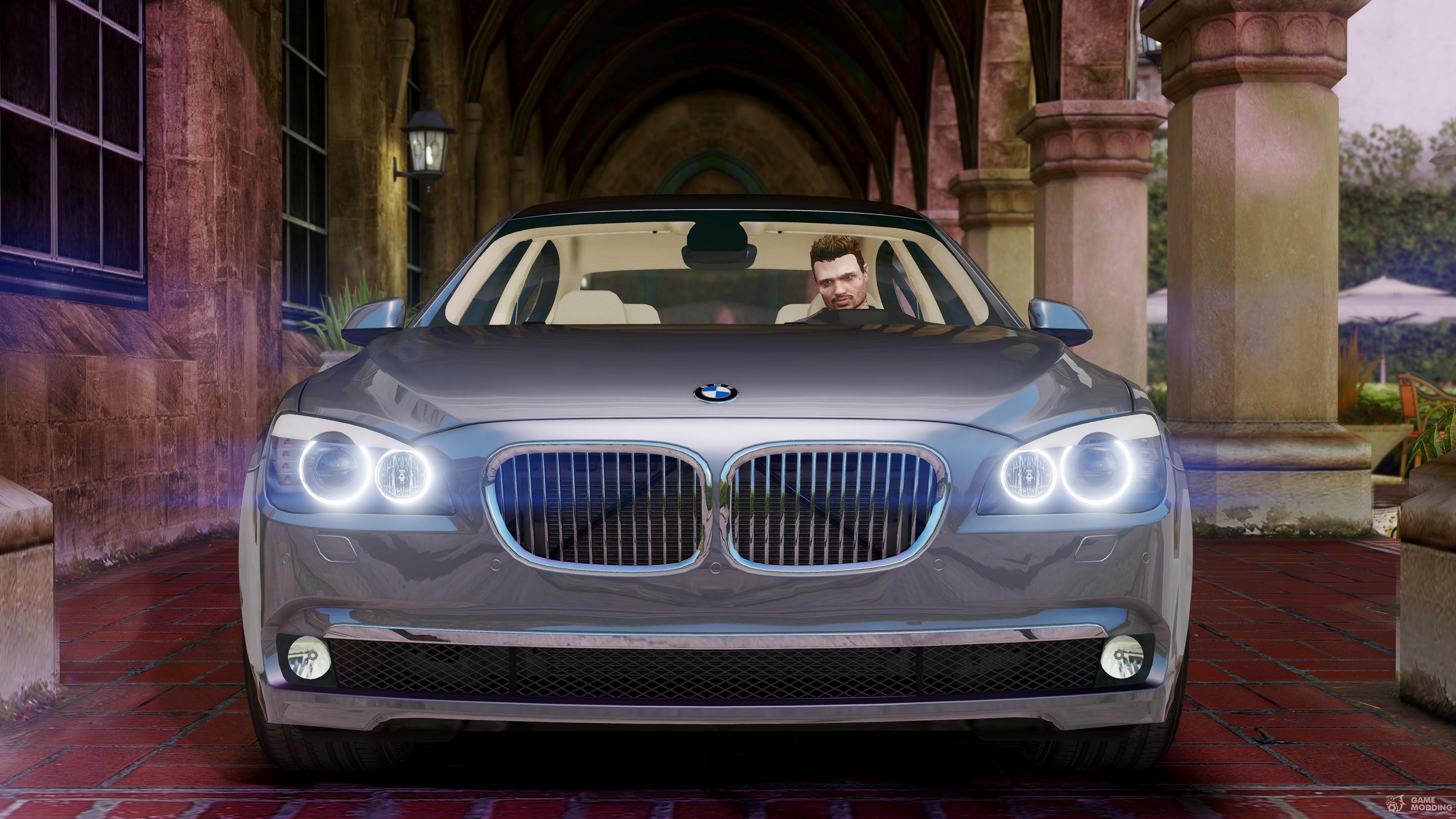 2011 BMW 750Li F02 2.0 for GTA 5