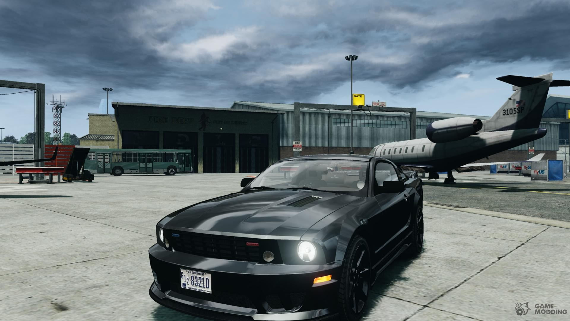 Saleen For Gta
