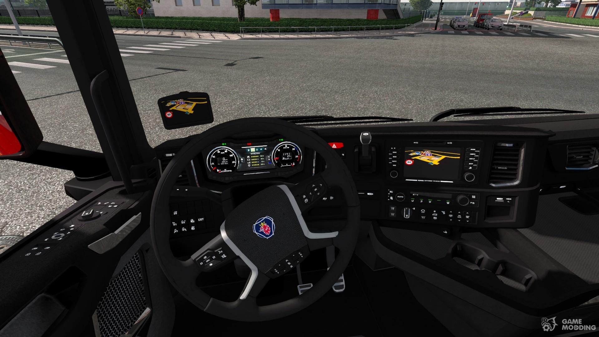 Scania S730 NextGen for Euro Truck Simulator 2