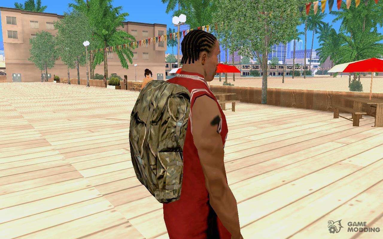 Рюкзак для gta san andreas рюкзак rush 24 backpack отзывы