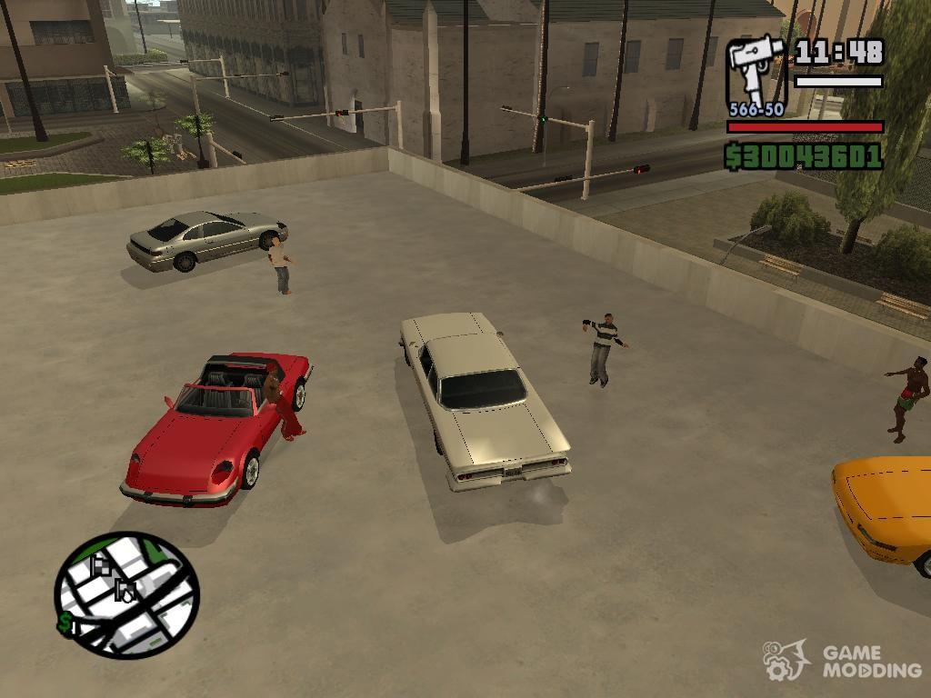 Street Races Para Gta San Andreas