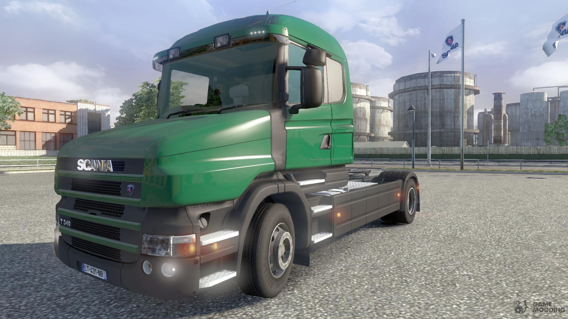 scania t mod v1 4 for euro truck simulator 2. Black Bedroom Furniture Sets. Home Design Ideas