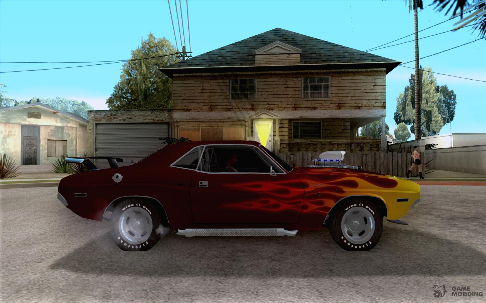 dodge challenger tuning for gta san andreas. Black Bedroom Furniture Sets. Home Design Ideas