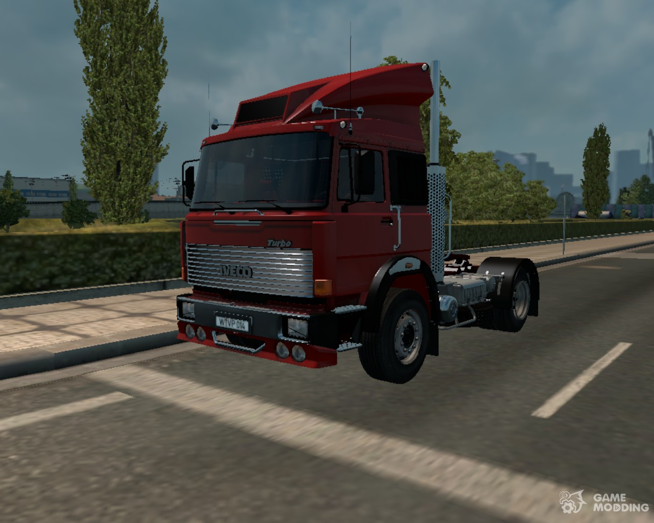 iveco 190 38 special for euro truck simulator 2. Black Bedroom Furniture Sets. Home Design Ideas