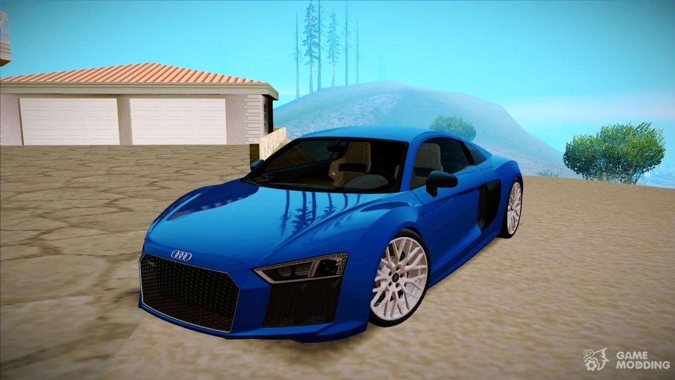 R V Plus For GTA San Andreas - Audi car 3d games