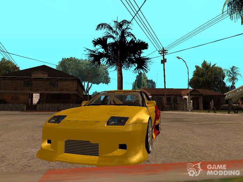 Скачать Крутые Тачки в GTA San Andreas