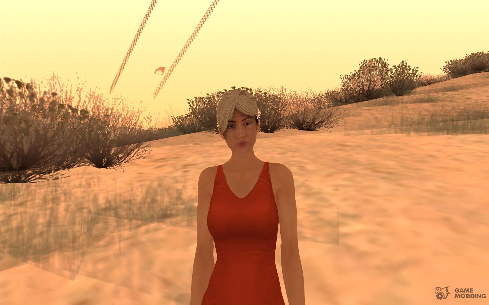 Gta San Andreas Nude | Hot Girl HD Wallpaper