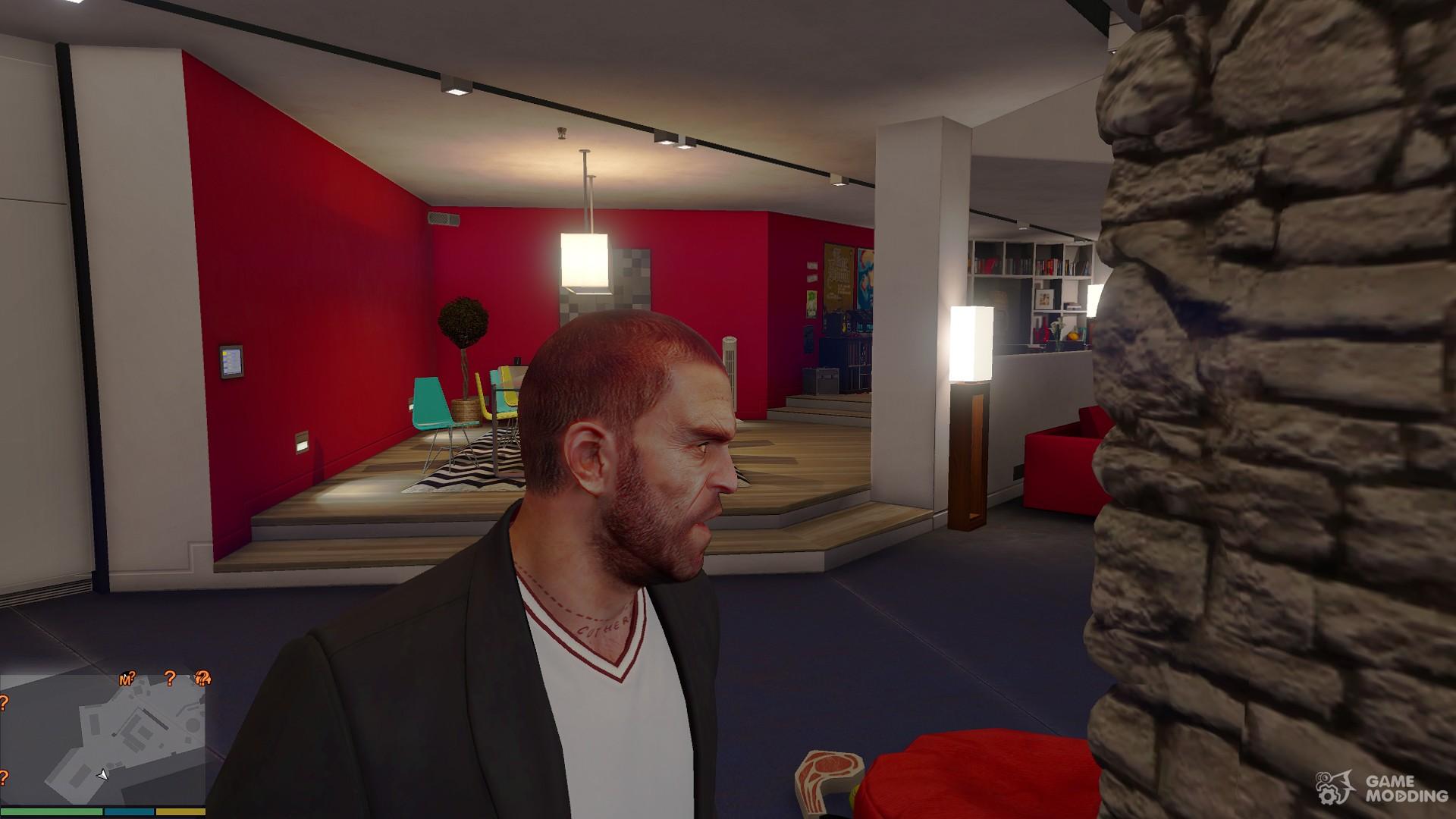 Redhead Trevor for GTA 5