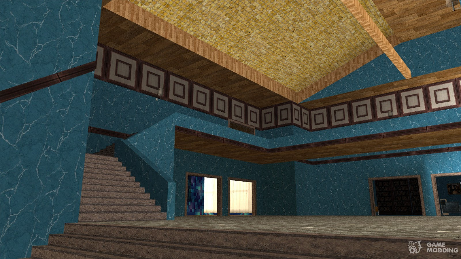 New Textures Of The Interior Of The Mansion Madd Dogg For